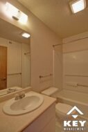 3 Bedroom, Master Bathroom, Angle 1