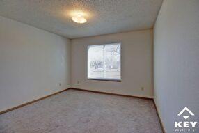 3 Bedroom, Master Bedroom, Angle 1